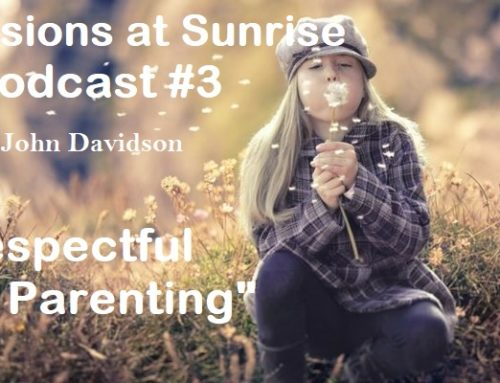 Sessions at Sunrise – Respectful Parenting