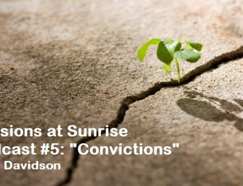 Sessions at Sunrise – Conviction