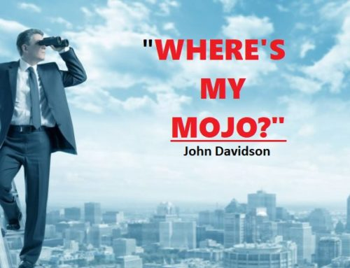 Where's My Mojo?