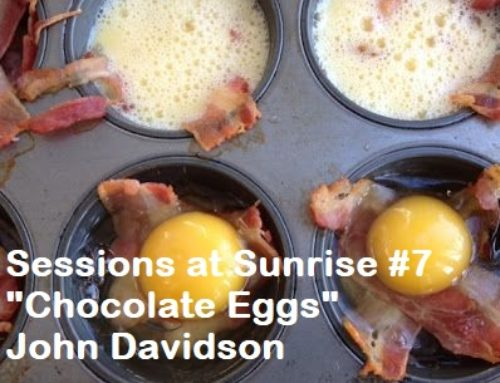 Sessions at Sunrise – Chocolate Eggs